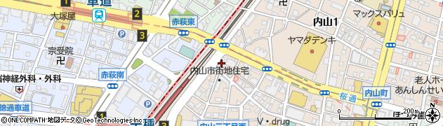 ブォンユミヤッチョ(BuonJumijaccio)周辺の地図