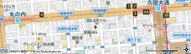 株式会社ふくわか周辺の地図