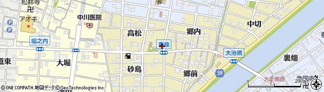ムーンライト周辺の地図