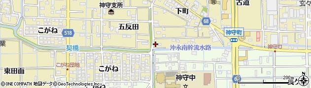 ポーラ化粧品エステインTomo周辺の地図