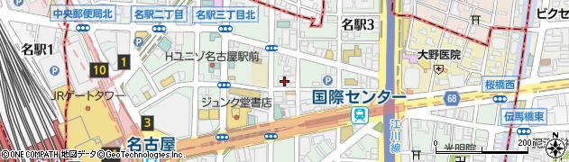 SAYURI 本店周辺の地図