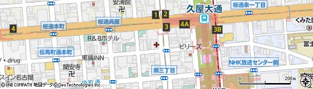 株式会社GENCOエンタテインメント周辺の地図