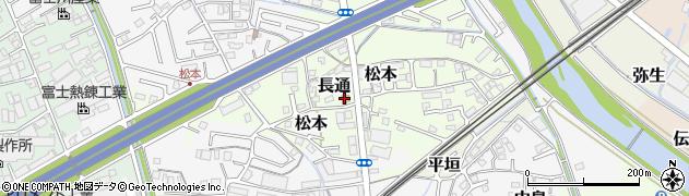 全福王周辺の地図