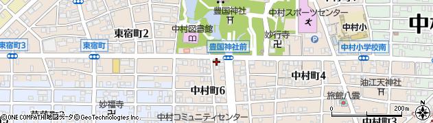 かとう周辺の地図