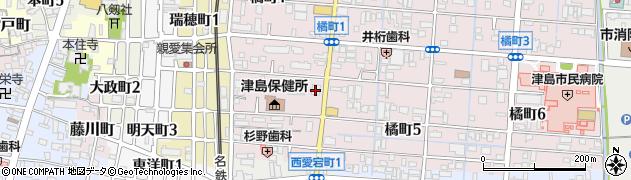 スナックFuji周辺の地図