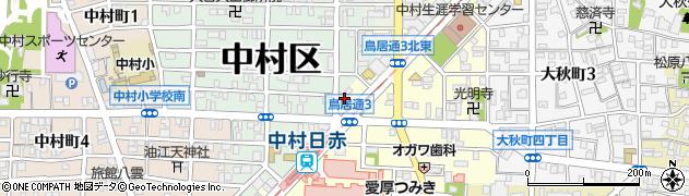Kenari周辺の地図
