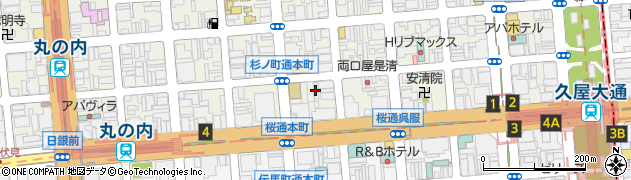 AND‐オアー(OR)周辺の地図