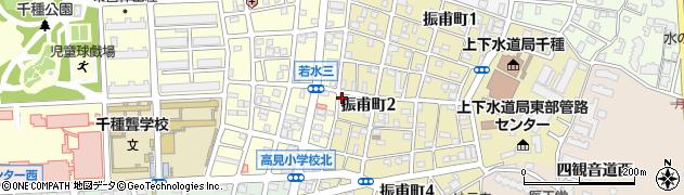 ラ・マーシェ周辺の地図