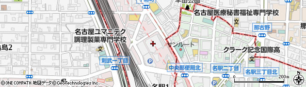 中国料理吉珍樓周辺の地図