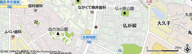 ほっともっと 長久手古戦場店周辺の地図