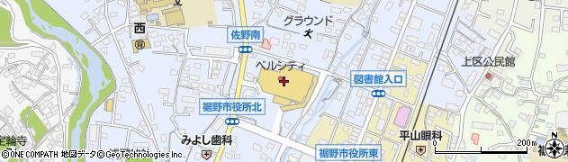中華料理 金海閣周辺の地図