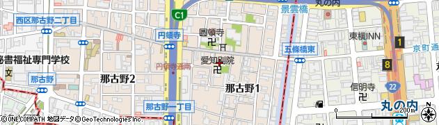ヴィッコロ(VICOLO)周辺の地図