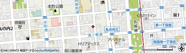 市 番号 名古屋 郵便 区 中 丸の内