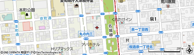 LEON周辺の地図