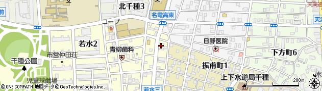 幸周辺の地図