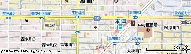 カラオケ喫茶 樹樹周辺の地図