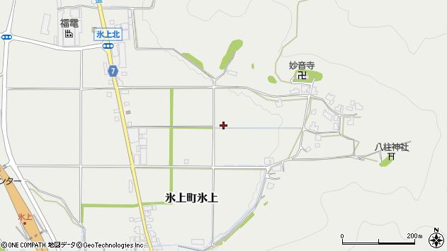 〒669-3651 兵庫県丹波市氷上町氷上の地図