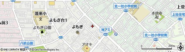 株式会社フレイバーユージ周辺の地図