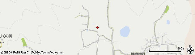 甚平植木周辺の地図