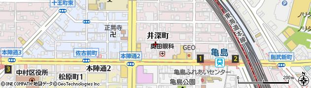 するが食品有限会社周辺の地図