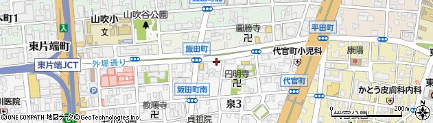 相生周辺の地図