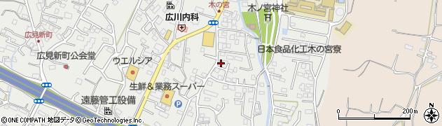 なごみ 一膳周辺の地図
