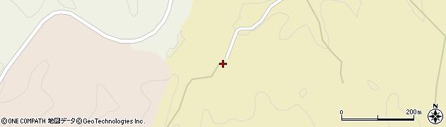 愛知県豊田市惣田町(梅ケ坪)周辺の地図