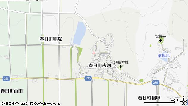 〒669-4134 兵庫県丹波市春日町古河の地図
