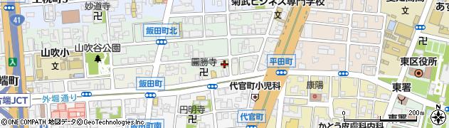 くすむら周辺の地図