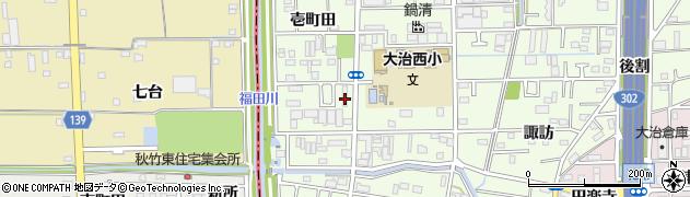 パンドラ周辺の地図