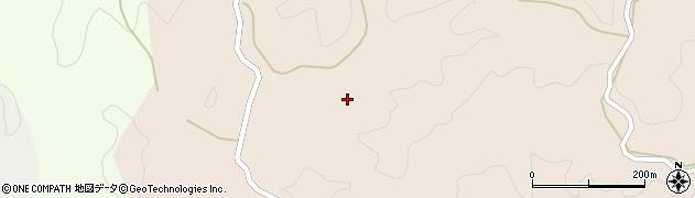 愛知県豊田市上切山町(五升蒔)周辺の地図