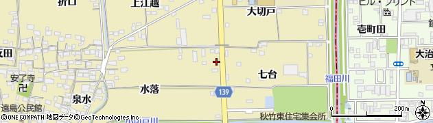 ナルーチェ(NALUCE)周辺の地図