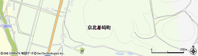 京都府京都市右京区京北井崎町周辺の地図