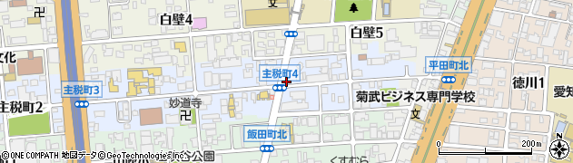 Koahouse周辺の地図