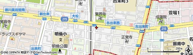 きさちゃん帝国周辺の地図
