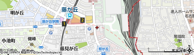 PureLoungeハナ(87)周辺の地図