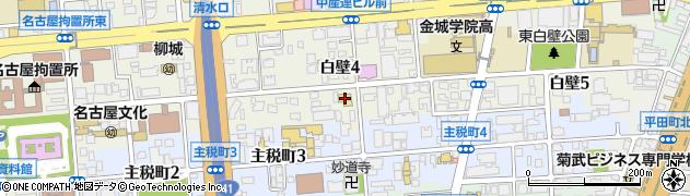 料亭か茂免周辺の地図