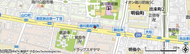 ジャヴァン・レストラン(JAVANRESTAURANT)周辺の地図
