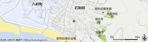 千葉県夷隅郡御宿町岩和田 住所一覧から地図を検索