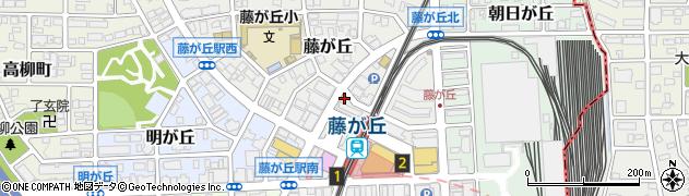 なごみ処和ごころYA周辺の地図