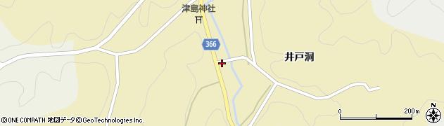 愛知県豊田市惣田町(地蔵下)周辺の地図