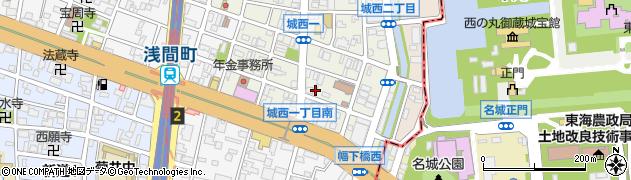 株式会社トラスタス周辺の地図