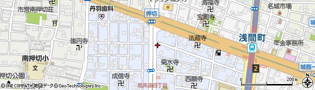 みゆきツー(2)周辺の地図