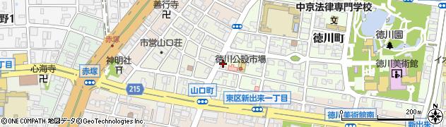 株式会社ヨシックス周辺の地図