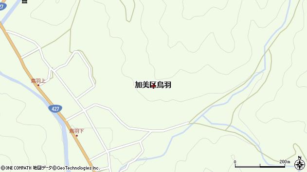 〒679-1322 兵庫県多可郡多可町加美区鳥羽の地図