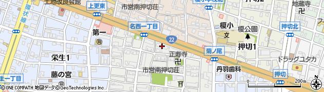 シェフ田じま周辺の地図
