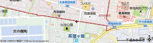五合家周辺の地図
