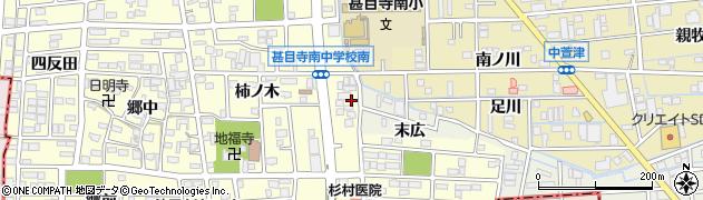 圭周辺の地図