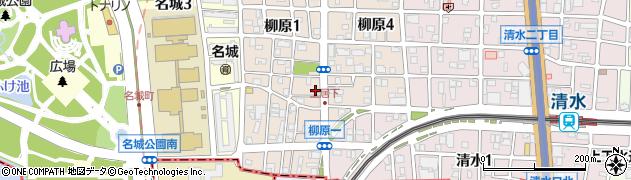 ブーちゃん周辺の地図