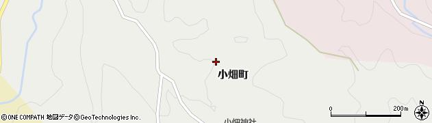 愛知県豊田市小畑町(カンシ)周辺の地図